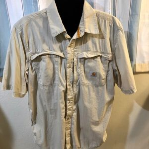 Carhart Button Up Shirt